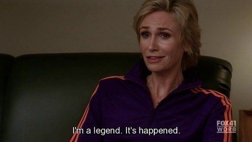 """Don't be humble about the things that make you great. 