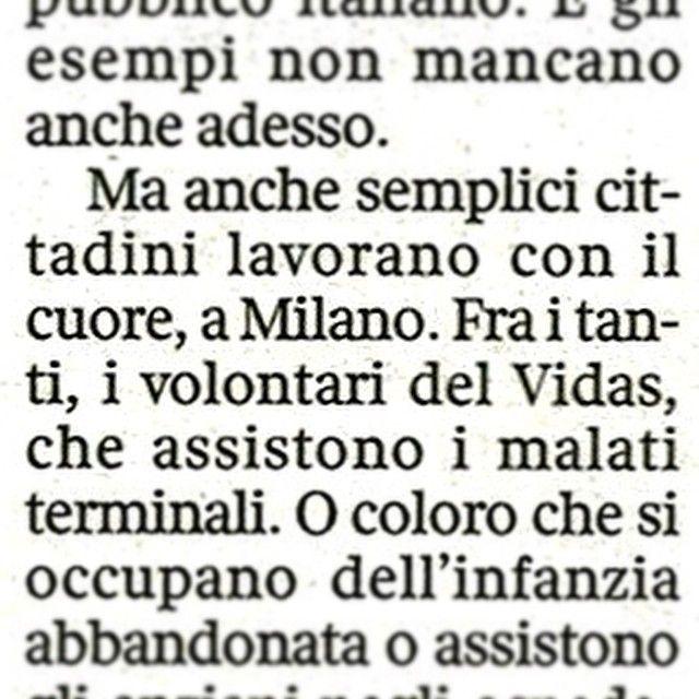 """Un modo diverso di vivere la città secondo Gianni Ravelli: """"Lavorare con il cuore"""", come i nostri #volontari"""