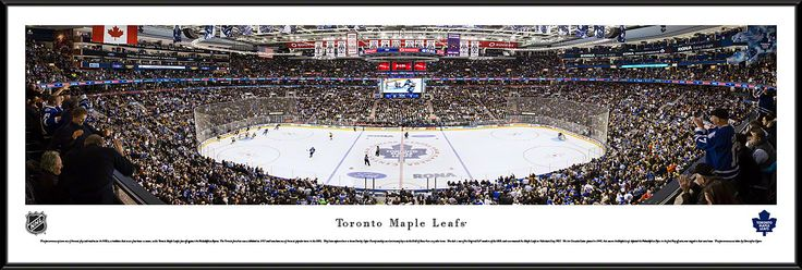 Toronto Maple Leafs Panoramic - Air Canada Centre Picture Toronto Maple Leafs Panoramic - Air Canada Centre Picture