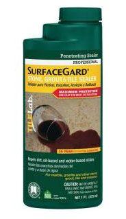 Marble Sealer - SurfaceGard