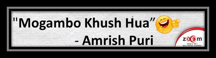 Amrish Puri, Mr. India