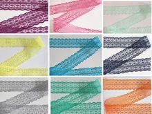 Posledných 10 yardov čipka stuha výšivky farby možno zvoliť farbu 10 (Čína (pevninská časť))