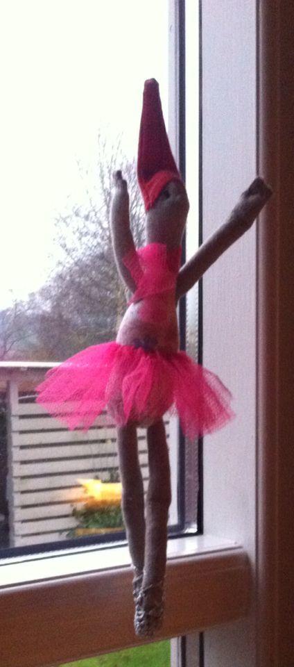 Balletnisse.