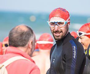 SLSGB 2.5KM Brighton 2015 | Open Water Swimming | Photo Georgie Kerr