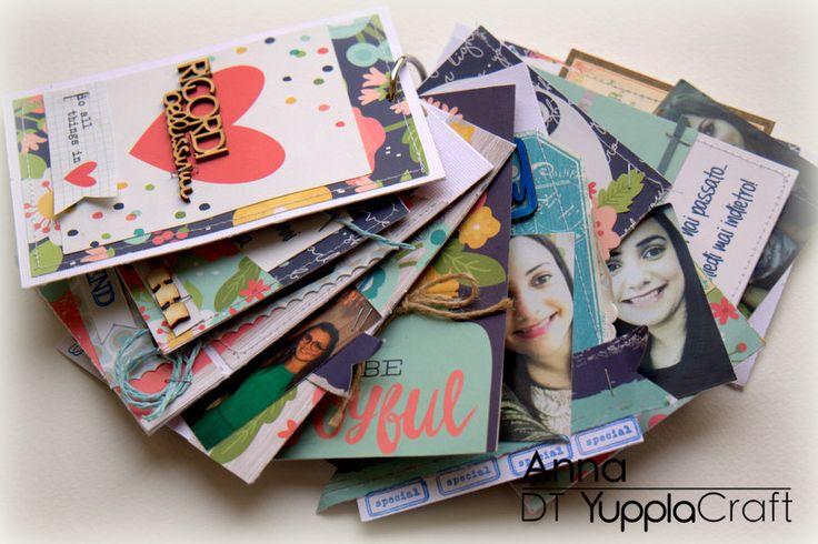 Ring album #yupplacraft #legnetti #minialbum