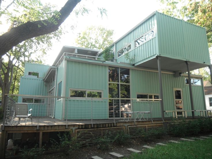 Ideas : Steel Shipping Containers Homes With Color Light Green Steel  Shipping Containers Home Design Containersu201a Used Shipping Containers For  Saleu201a Storage ...