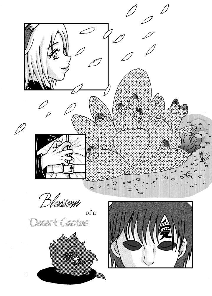 Blossom Page 1 by Ryoko-and-Yami