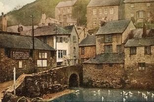 history of polperro