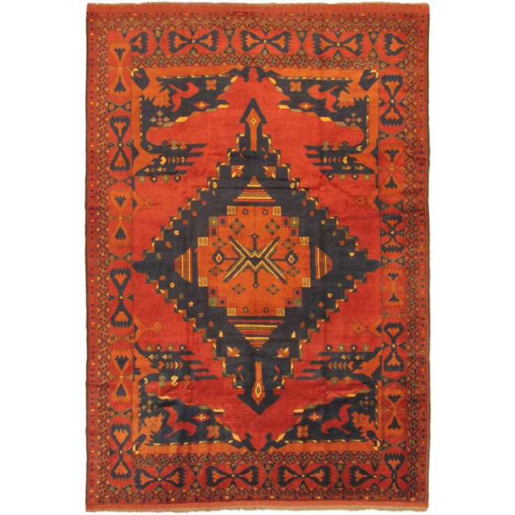 Uzbek Finest Rug In Copper. Want a gorgeous rug like this to