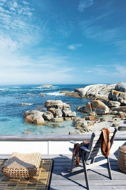 Cape Town...now this is a bucket list destination! I would like to spend at the least 3 week here ;-)