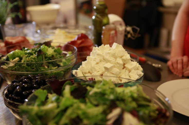 The GOOD FOOD Magazine team cooked for PROVINO wine lovers at Cluj Napoca