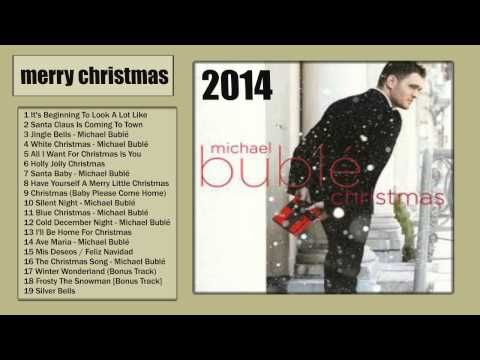 Christmas Deluxe Special Edition By Michael Buble (Full Album), favourite christmas musik
