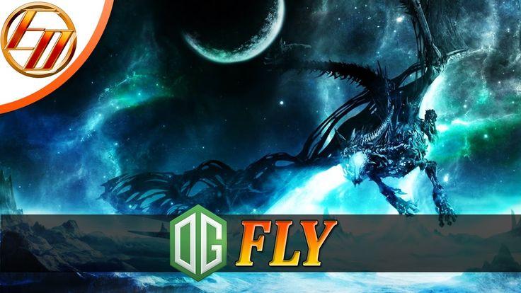 OG.Fly  Visage  Dota 2 Pro Gameplay | Team OG