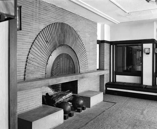 17 best images about wright frank lloyd l geneva inn on. Black Bedroom Furniture Sets. Home Design Ideas