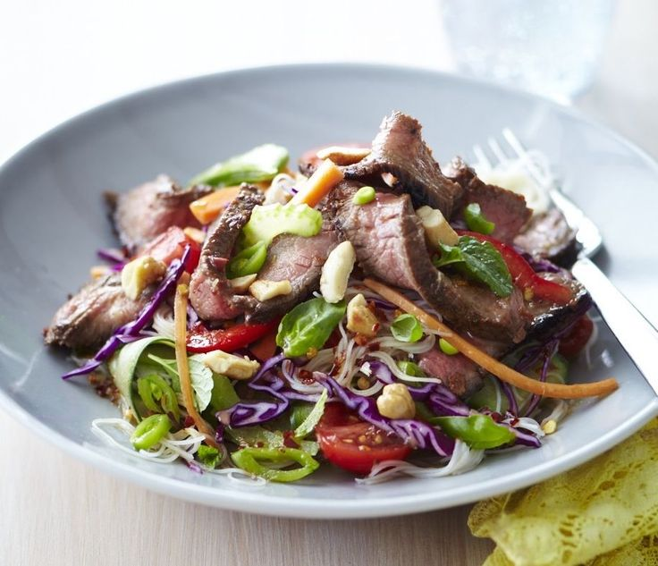 Vietnamese beef salad recipe at http://chelseawinter.co.nz/vietnamese-beef-salad/