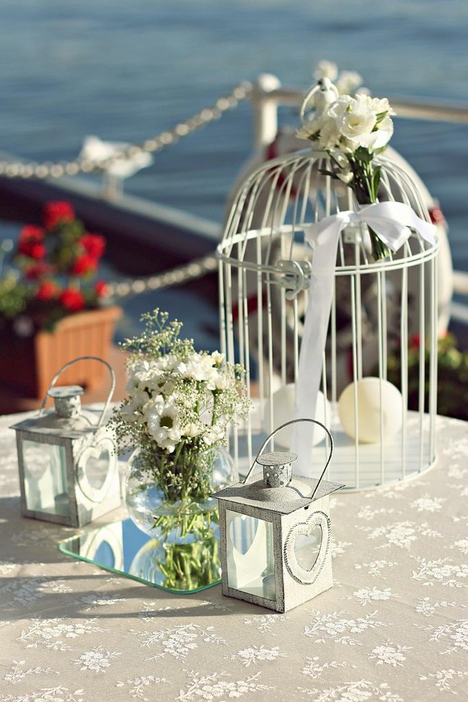 Bride Table decor/Gelin masası dekoru