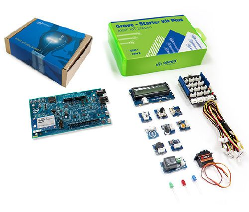 IoT - Intel® Edison Board | Intel® Developer Zone