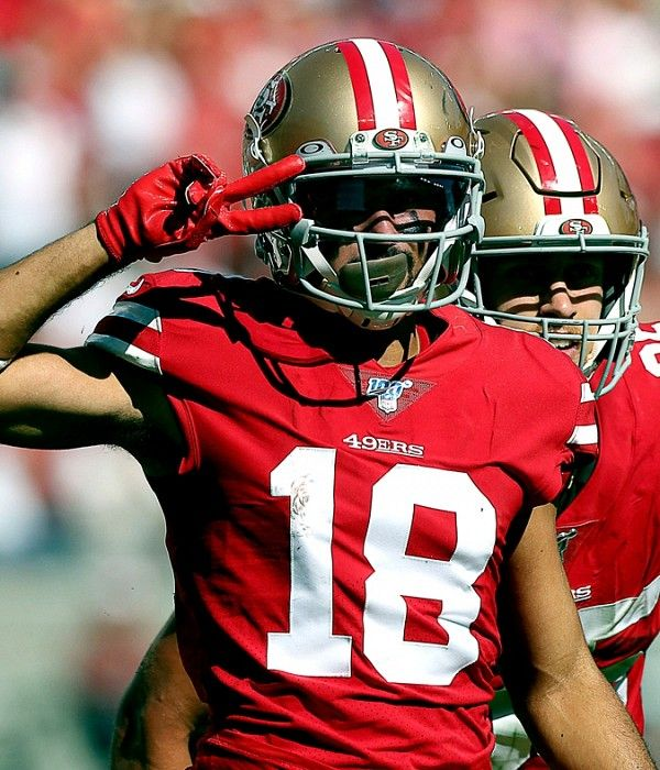 Kyle Shanahan Extremely Impressed With How 49ers Dante Pettis Responded In Week 3 Injury Report 49ers Injury