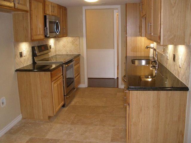 Uba Tuba Granite Countertops Hickory Cabinets And
