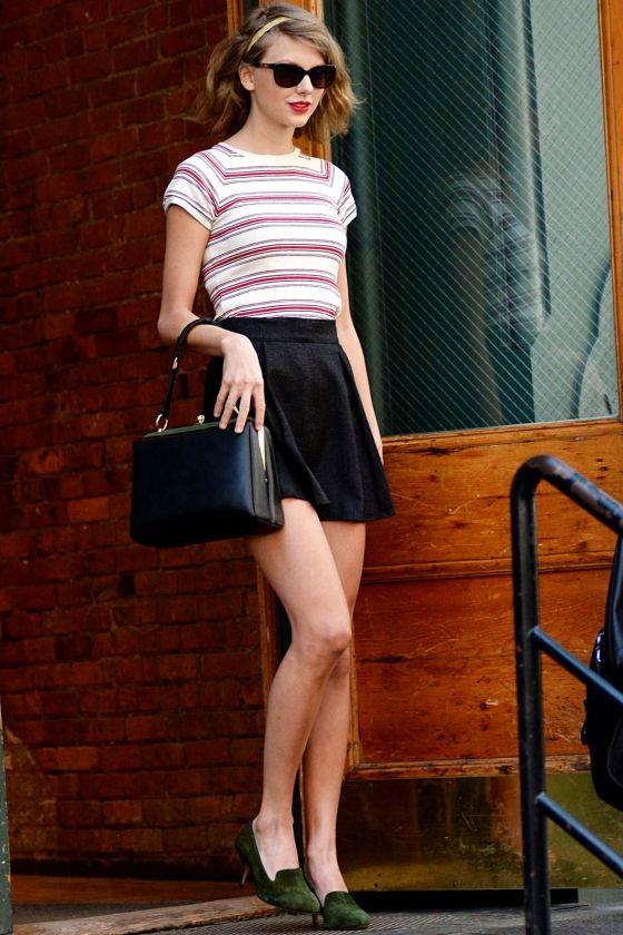 20 gợi ý mặc đồ Thu ngọt ngào & cuốn hút từ Taylor Swift 7