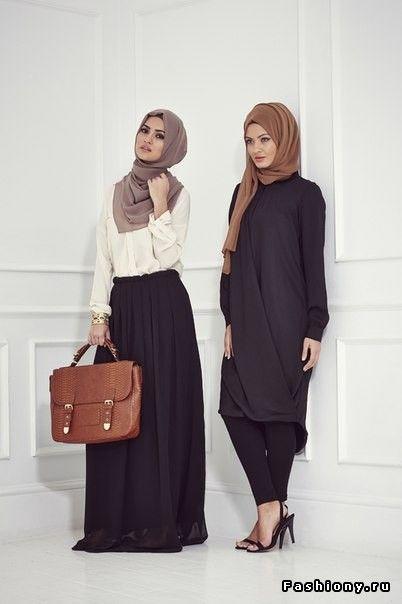 Muslim sisters part 3 / гламурные девушки в хиджабе