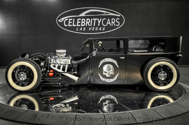 1918 Ford Model T Rat Rod Dj Ashba Coupe 60814060406 1 Rat Rod Ford Models Used Ford