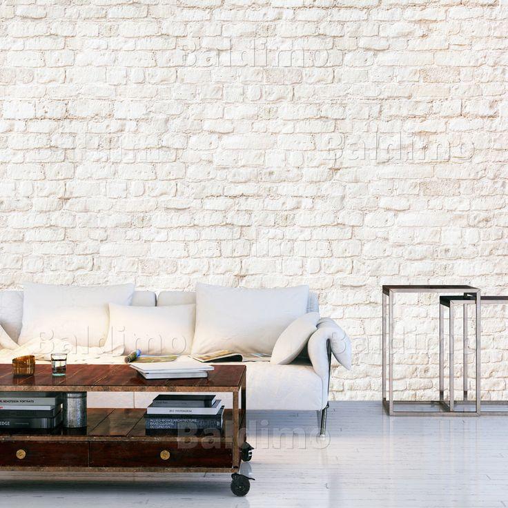 Die besten 25+ 3d tapete stein Ideen auf Pinterest Steintapete - Stein Tapete Wohnzimmer Ideen