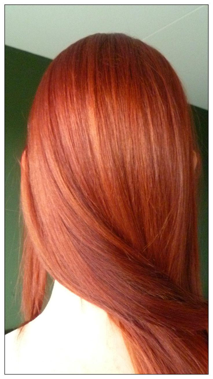 copper-red hair :) | hair stuff | Pinterest | Pelirrojas ...