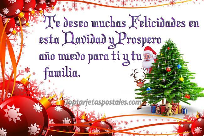 Imágenes y Frases de Feliz Navidad y Prospero Año 2018 Dedicatorias de Navidad, Tarjetas Postales de Año Nuevo, Tarjetas Postales de Navidad