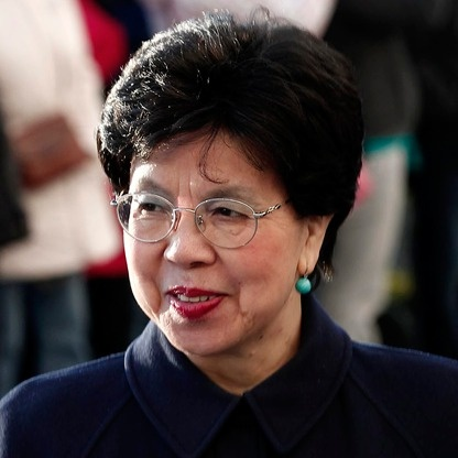 #58: Margaret Chan. Director-General of the World Health Organization.