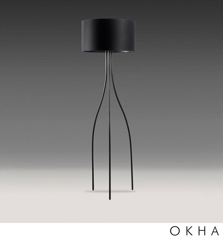 She Standing Lamp