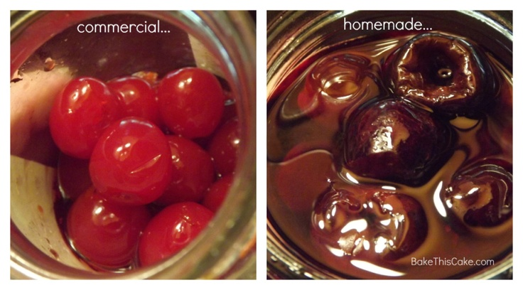 "Homemade ""Maraschino"" Cherries (Without The Alcohol) Recipes ..."