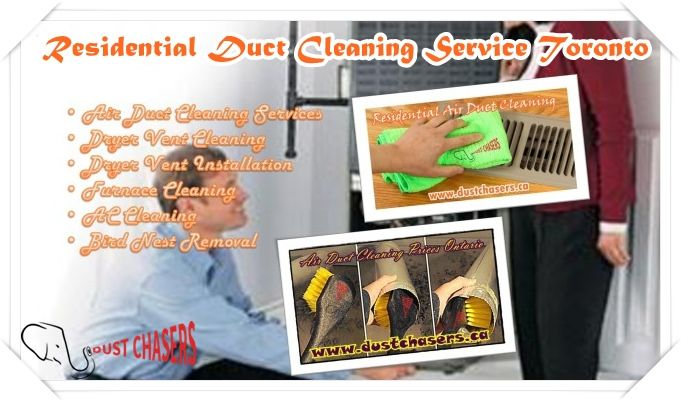 Residential Duct Cleaning Service Toronto