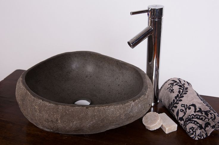 Rock Basins $399.00   Click on image above to view more Rock Basin Designs    Pacific Baths have MANY different shapes and styles to...