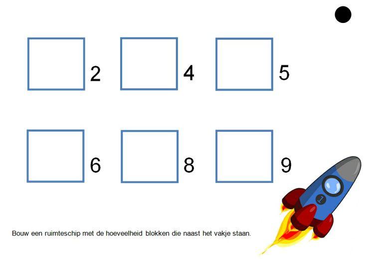 Makkelijk 2 (eventueel getalbeelden bijvoegen)