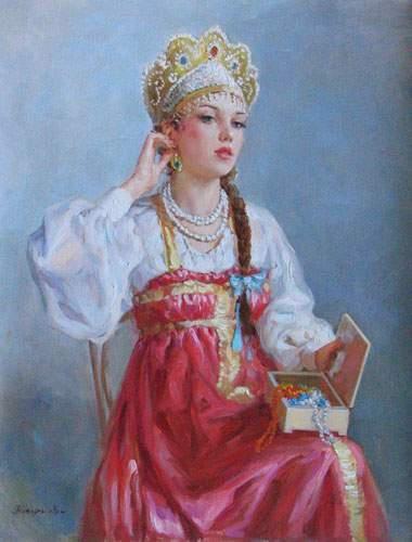 Maher Art Gallery: Vladislav Nagornov (1974, Russian