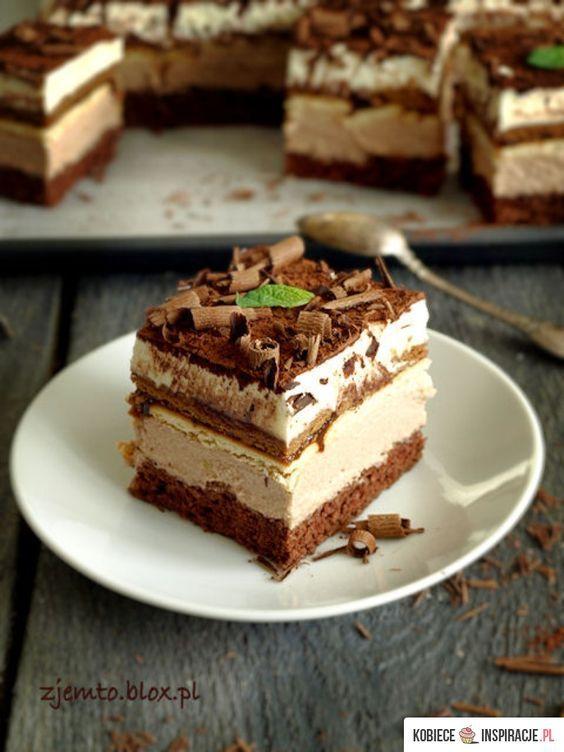 Ciasto Kubanka - Kobieceinspiracje.pl