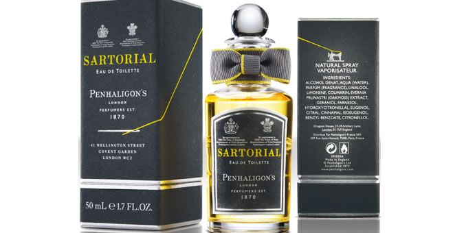 Penhaligon's Sartorial, is a timeless scent that bridges the gap between summer and winter.
