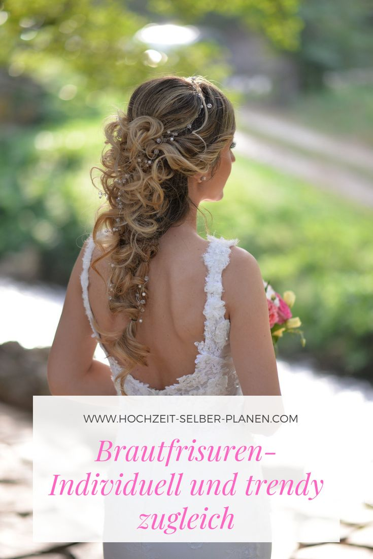Brautfrisuren Brautfrisur Braut Hochzeitsfrisuren
