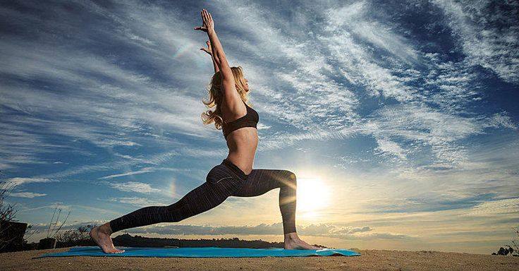 This yoga flow from Nike Master Trainer Traci Copeland will tap into your inner power and make you feel like a total badass.