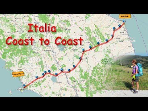 Italia Coast 2 Coast   Dall'Adriatico al Tirreno a piedi