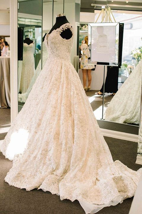 18 best images about mon amie 40th anniversary exclusive for Mon amie wedding dresses
