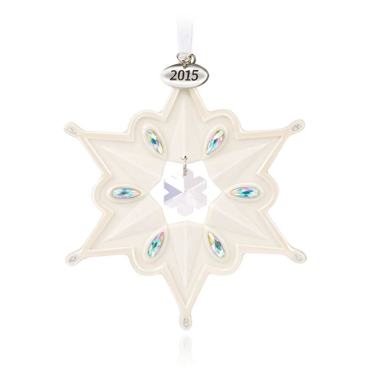 2017 Snowflake Hallmark Christmas Ornamentssnowflake