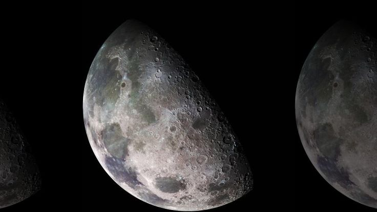 """Despite insurmountable evidence to the contrary, conspiracy theorists have claimed for years that man did not walk on the Moon, that the landings were fake. That theory has surfaced again, thanks to a new """"picture"""" posted to YouTube that alleges the last Moon landing, one from Apollo 17, was staged.T"""