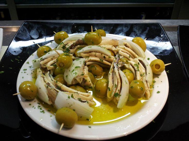 Pais Vasco Food Recipes