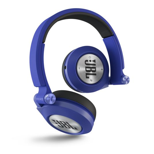 Synchros E40BT - On-ear, Bluetooth headphones with ShareMe music sharing
