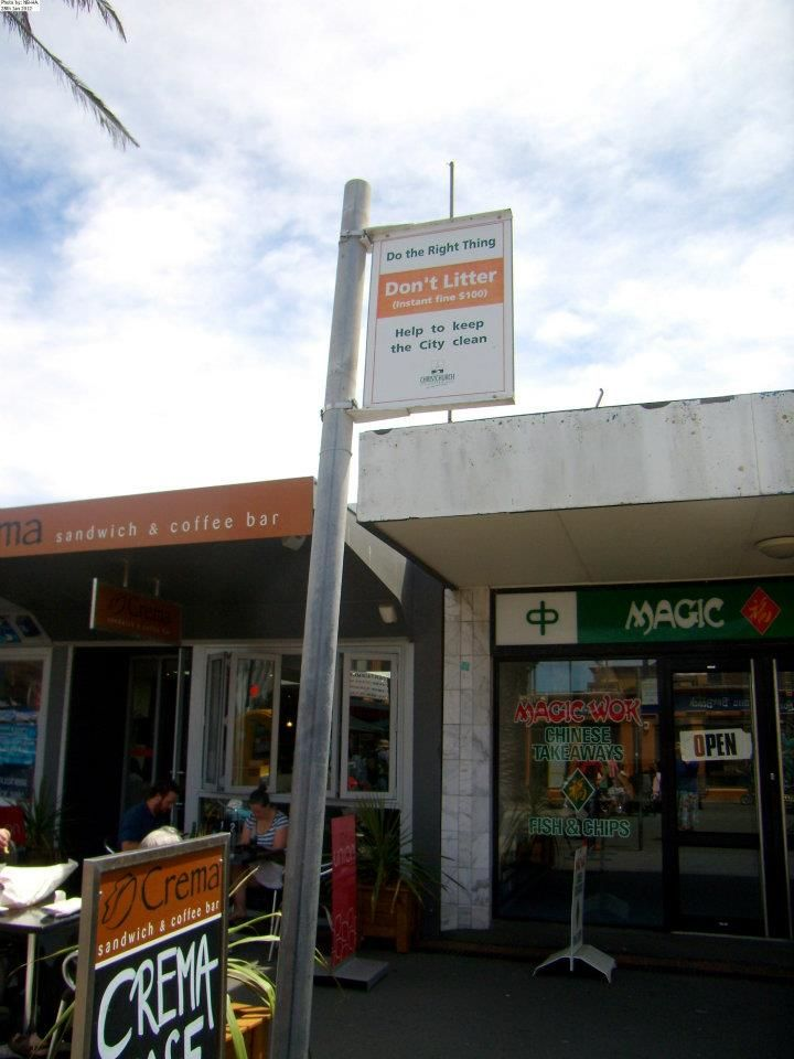 Magic Wok, New Brighton, Christchurch, New Zealand