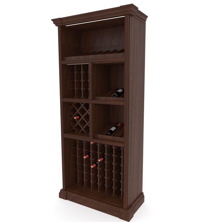 Шкаф для хранения вина 3073 #винныестеллажи #винныешкафы #винныеполки #минибары #винныйбар #дизайнвинногопогреба #бутылочница