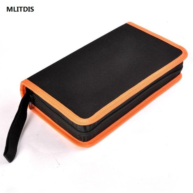[Visit to Buy] MLITDIS Yellow Edges Tool Bag Electrician Canvas Repair Soldering Iron Chisel Roll Electrical Tools Utility Bag Pouch Pocket #Advertisement