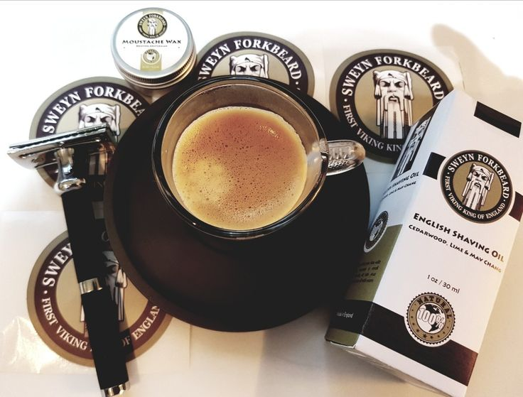 Good morning! Grab a coffee, your essentials to look sharp and have an amazing Sunday. Today we'll be online, Camden Market, Jubilee Market and in the best Barbershops in seven countries www.sweynforkbeard.co.uk #malegrooming #beard #bearded #vikings #mensgrooming #beardie #beardlife #beardgang #grooming #shaving #wetshaving #wetshave #sweynforkbeard #shaveoftheday #pomade #shavelikeaman #shavingculture #wetshavingproducts #coventgarden #giftforhim #jubileemarket #londonmarket #london…